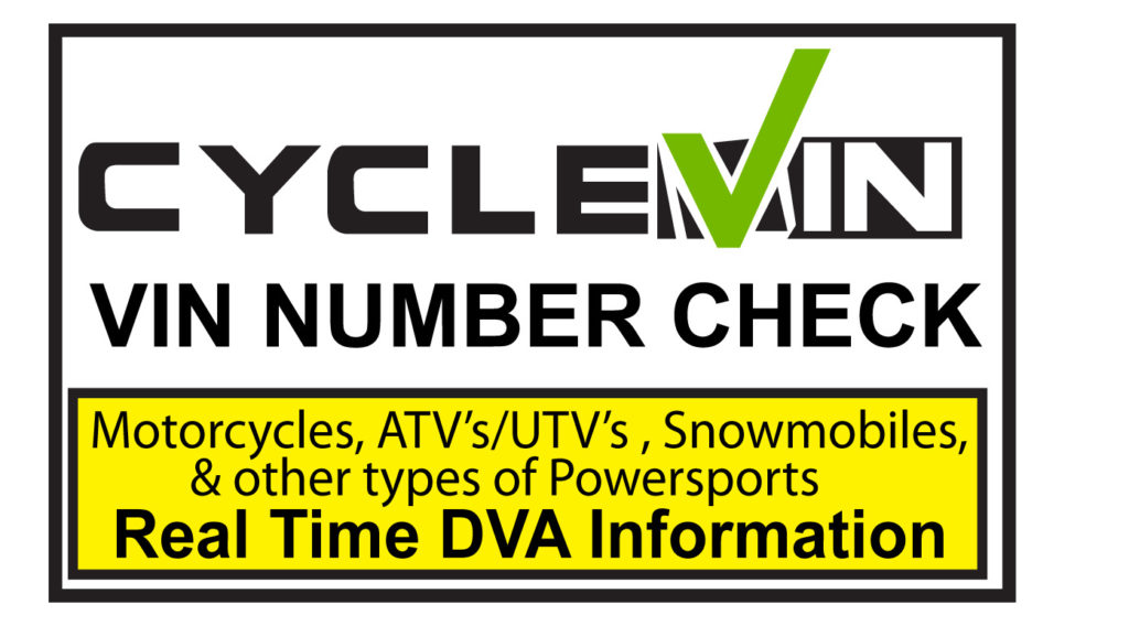 Cycle Vin: Motorcycle Vin Number Check | RECtoys com