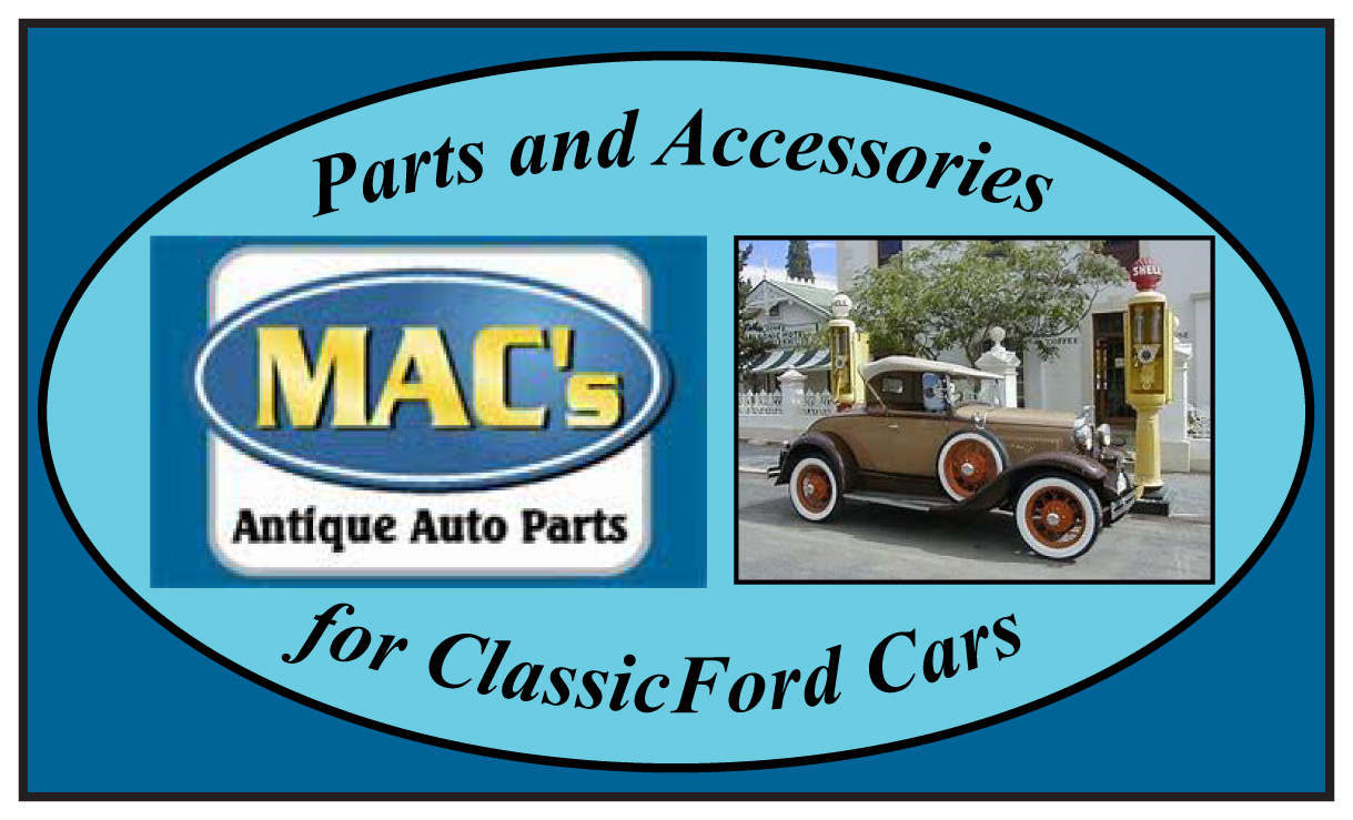 Featuring Mac's Antique Auto Parts | RECtoys com