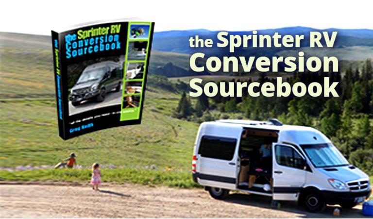 Sprinter Rv Conversion >> Sprinter Rv Sourcebook How To Make Your Own Rv Rectoys Com